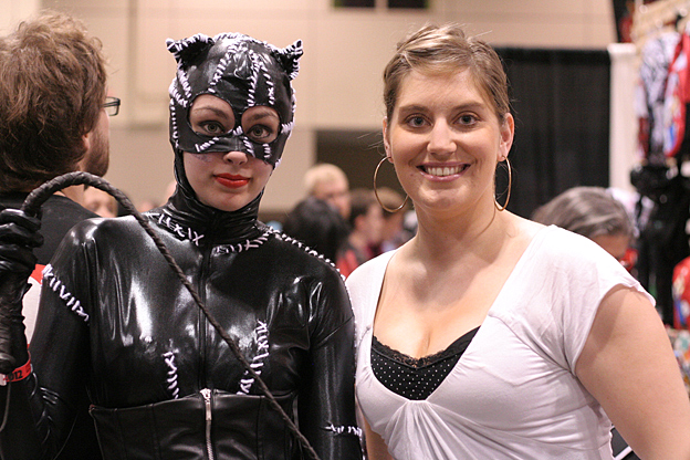 Costumes and Cosplayers at Fan Expo 2012