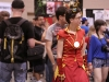 Steam Punk Iron Man Girl  Fan Expo