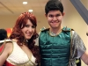 The Guild Codex and Vork cosplay Fan Expo