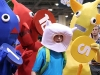 adventure time and friends cosplay Fan Expo