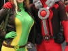 Rogue X-Men and Deadpool cosplay Fan Expo