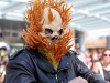 Ghost Rider cosplay Fan Expo