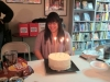 Last year's Birthday Party at Detroit Comics!