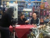 Filming David Finch Interview