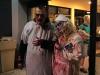 zombie nurse and patient