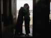Superman and Martha Kent