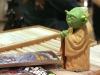 Yoda at Motor City Comic Con