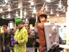Rocketeer and Riddler cosplay