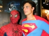 spiderman-superman-cosplayers