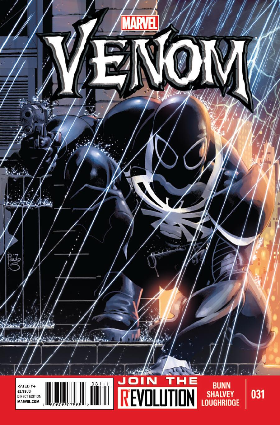 COMIC BOOK REVIEW: Venom #31