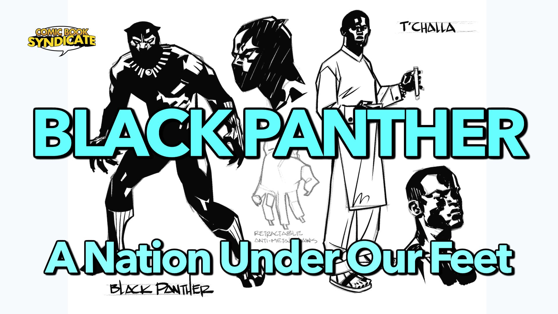 Black Panther - A Nation Under Our Feet