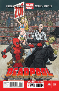 Deadpool#4cover