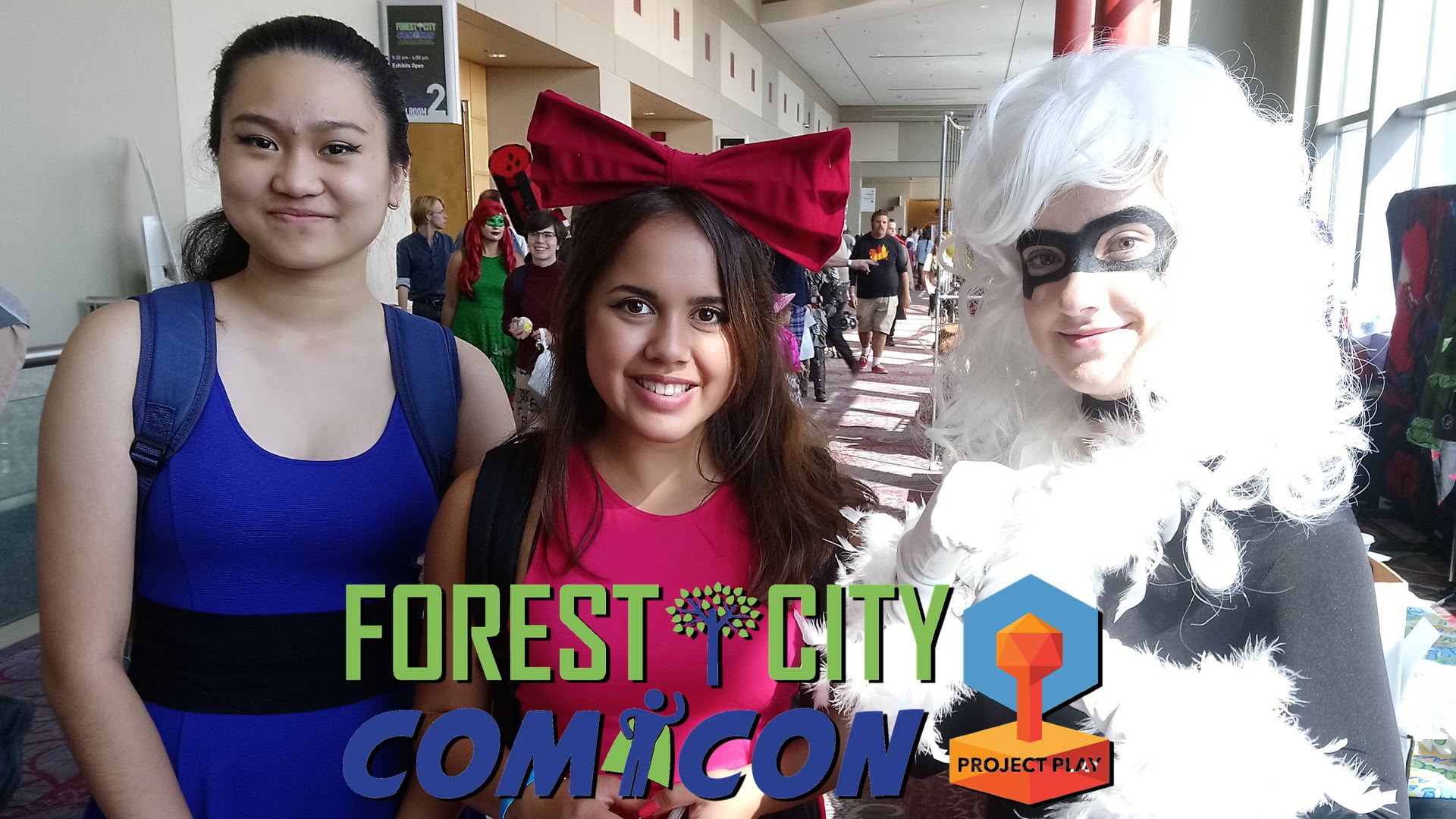Forest City ComiCon - 2017