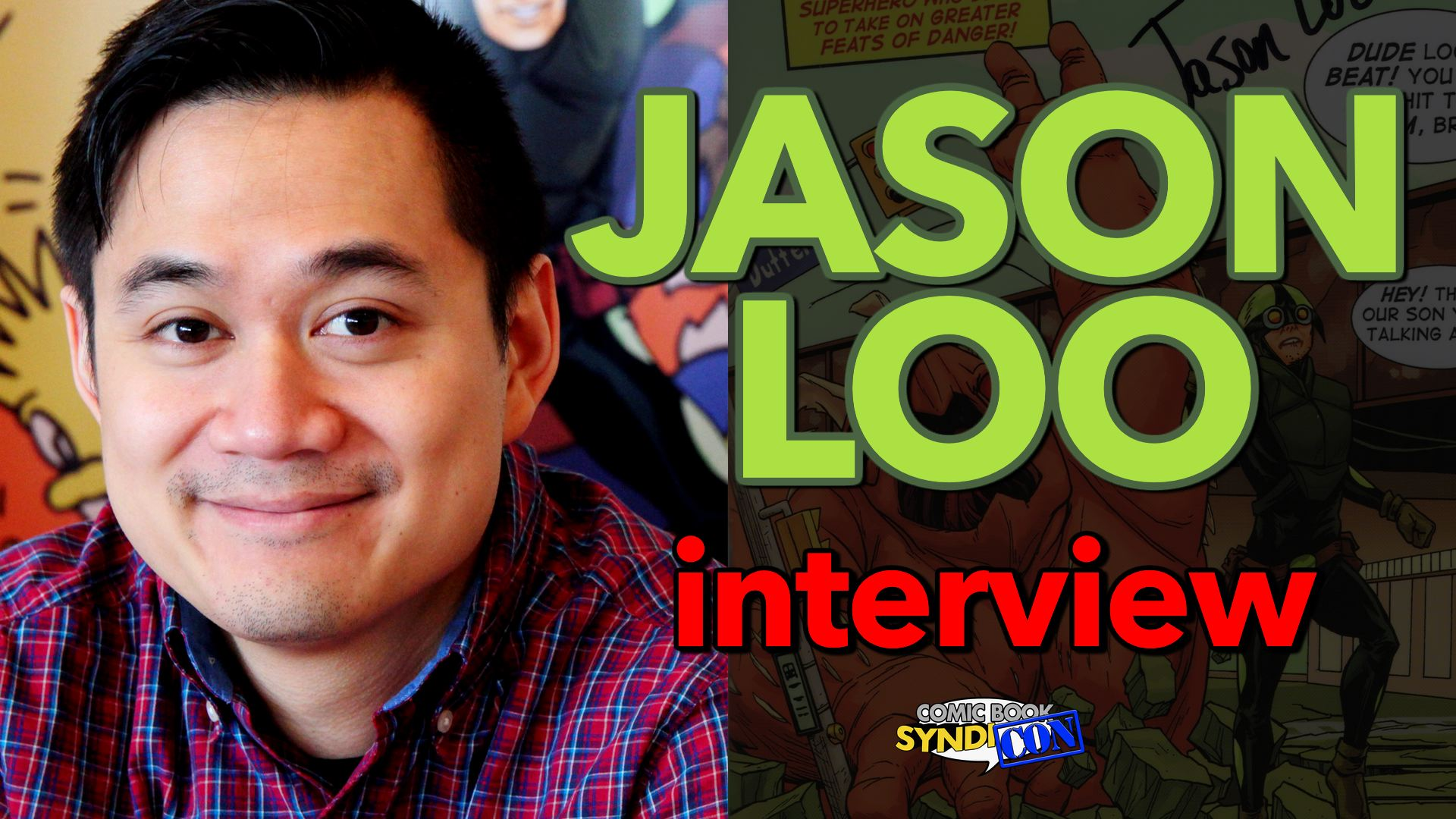 Interview with Jason Loo