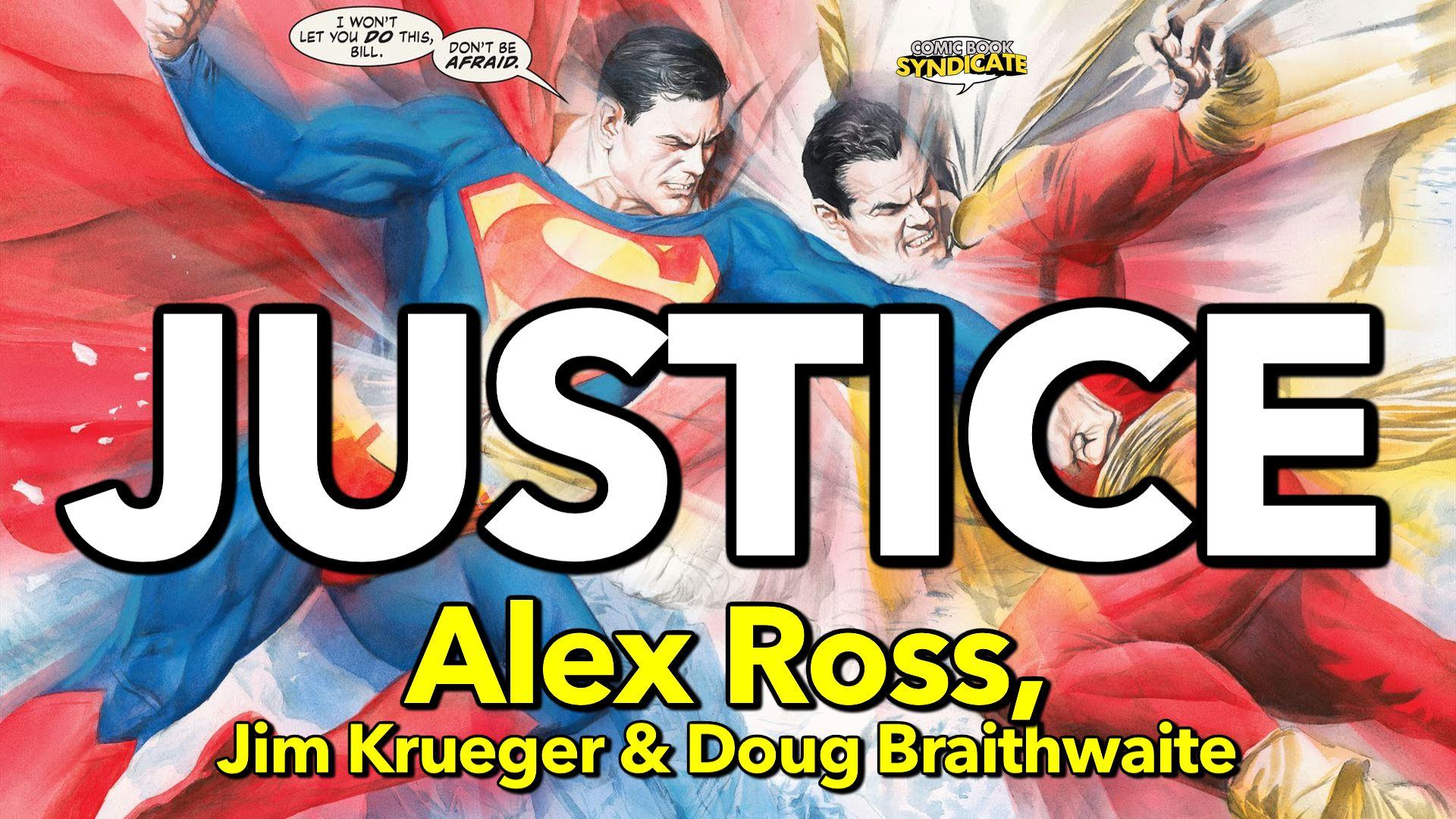 JUSTICE (Alex Ross)