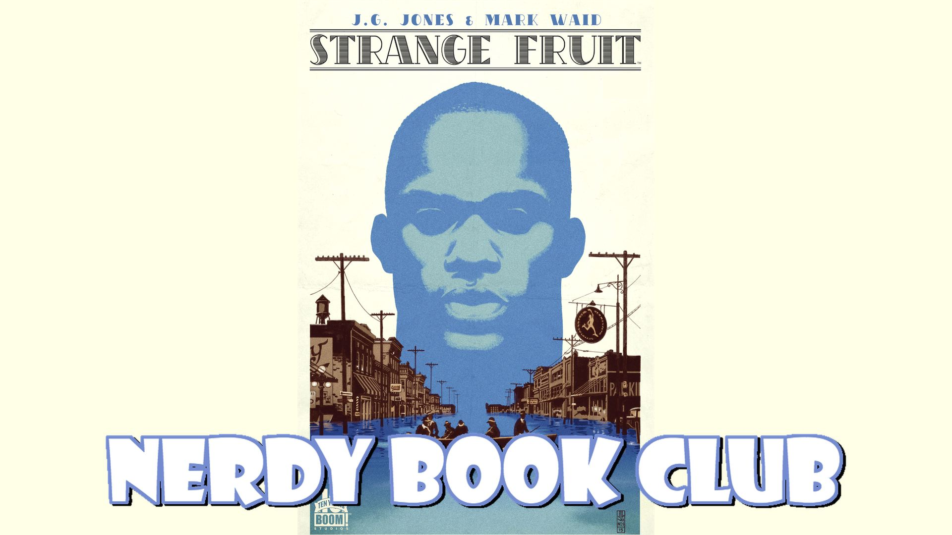 Strange Fruit - NERDY BOOK CLUB