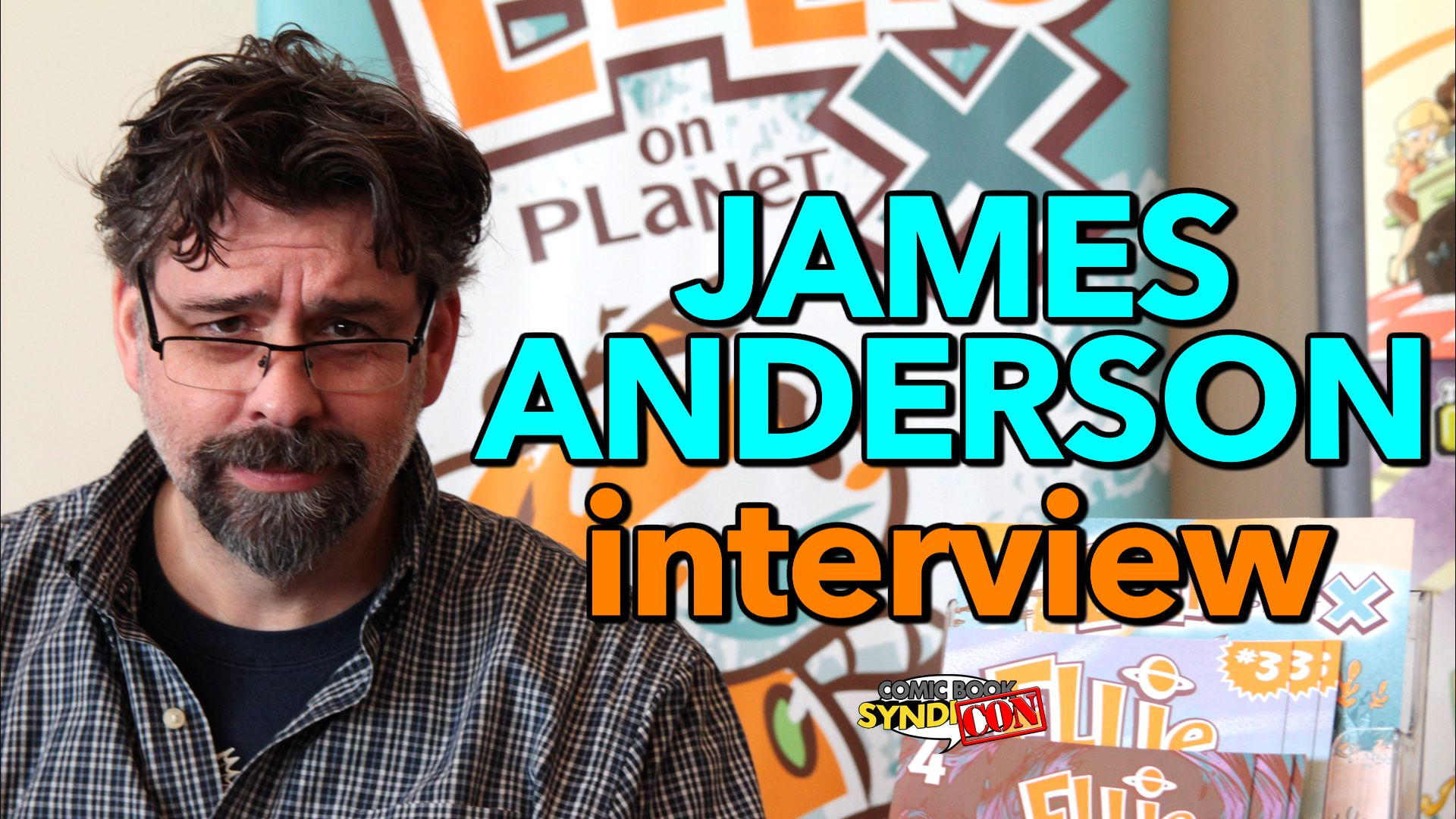 James Anderson (interview)