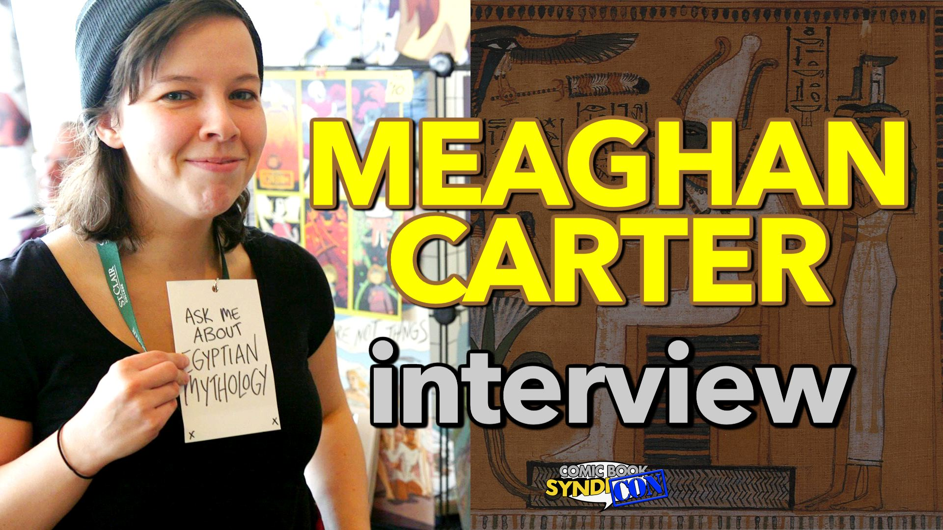 Interview with Meaghan Carter