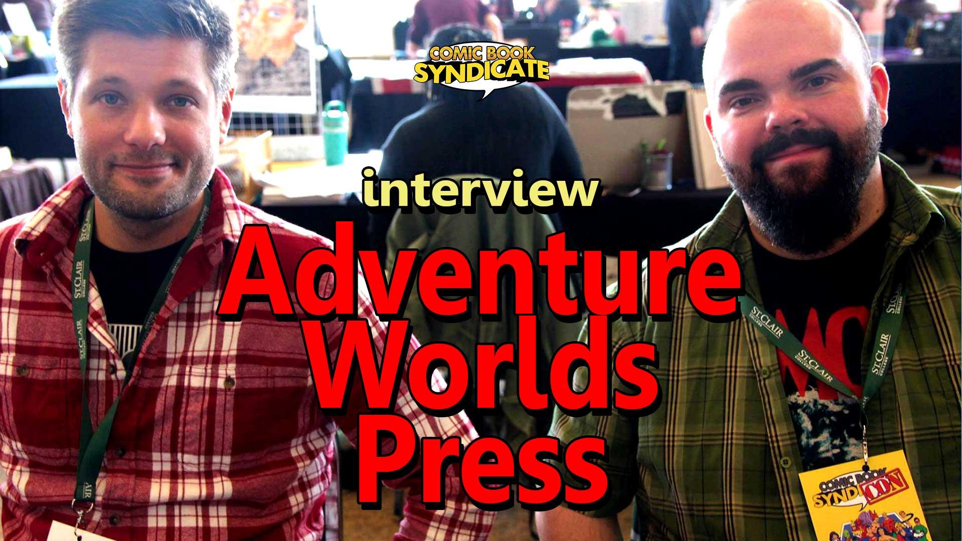 Adventure Worlds Press (interview)