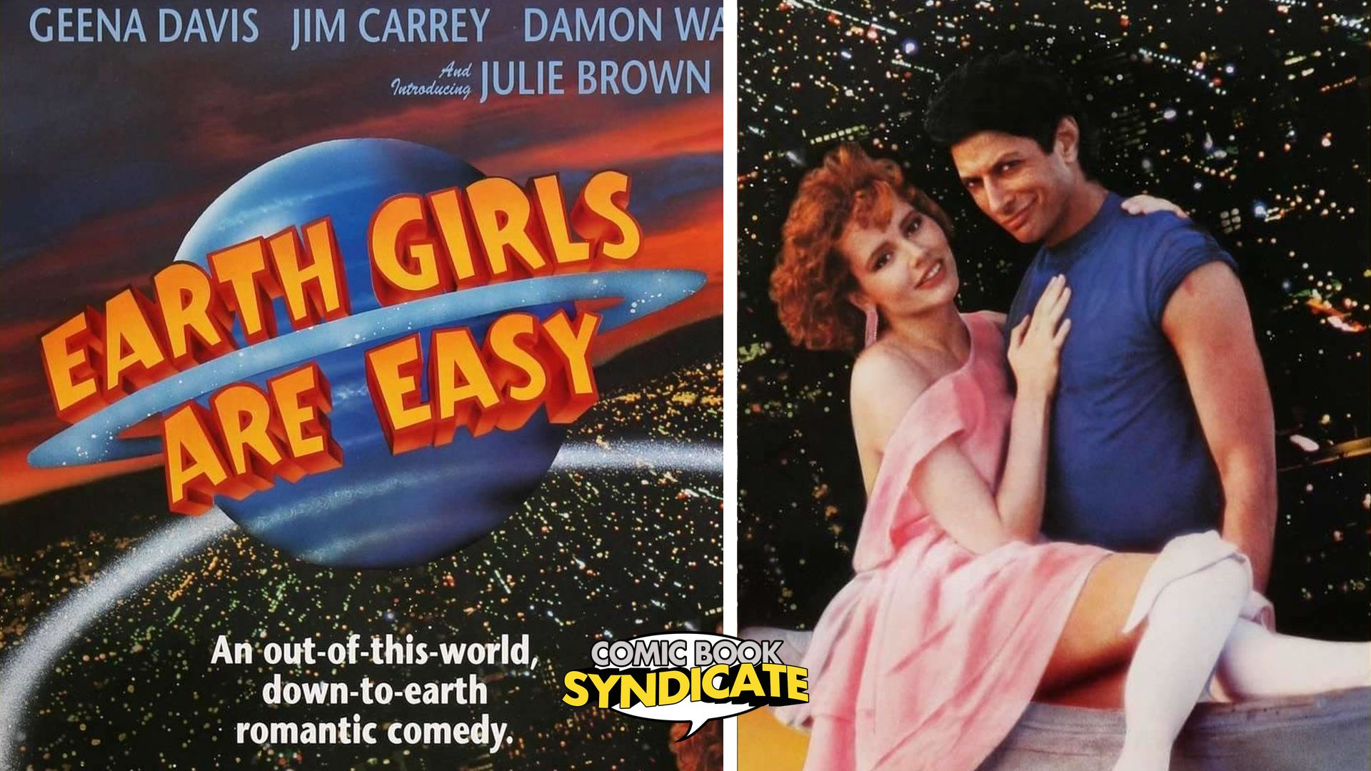 Earth Girls Are Easy - movie review