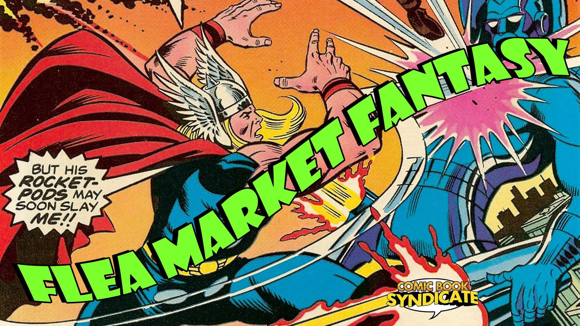 Thor # 269 - FLEA MARKET FANTASY