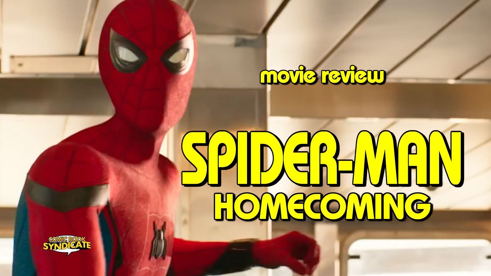 Spider-man: Homecoming (movie review)